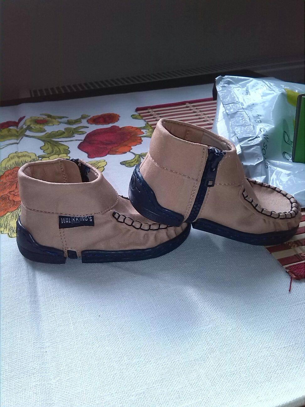 buty dla dzieci walkkings