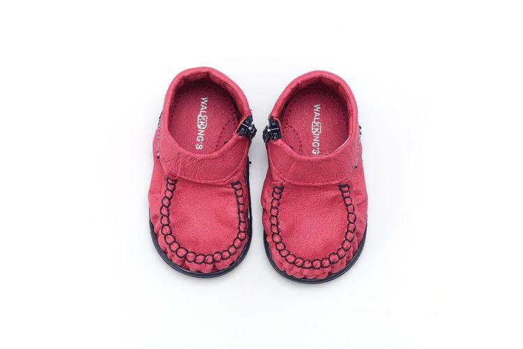 pierwsze buty do nauki chodzenia kolor pink