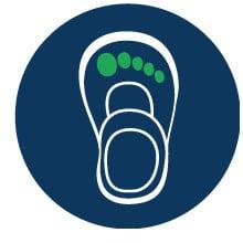 buciki dla niemowlaka walkkings są zaprojektowane zgodnie z kształtem stopy