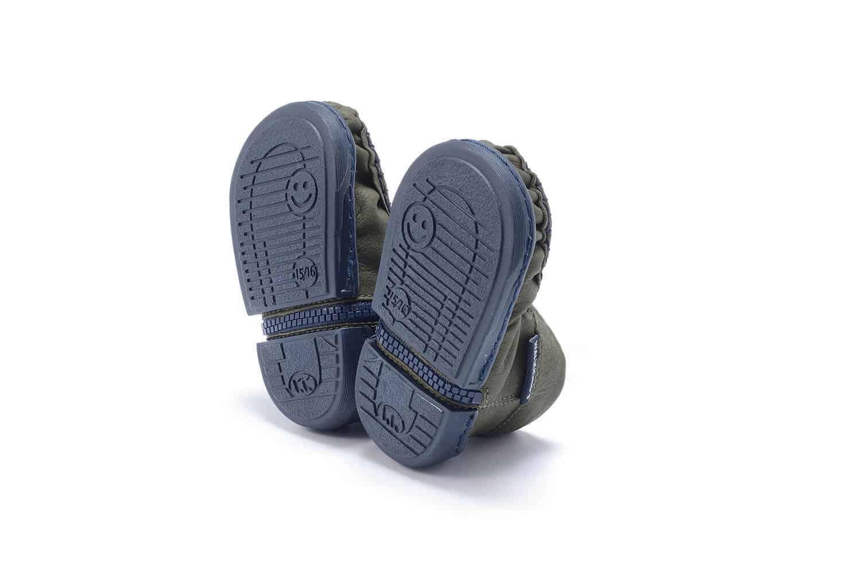 pierwsze buciki dla twojego dziecka kolor midnight green
