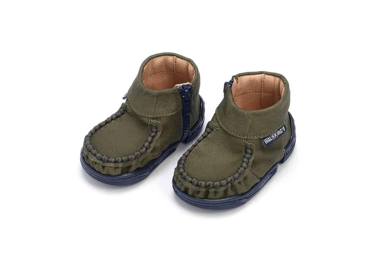 walkkings to buty dla niemowlaka kolor midnight green