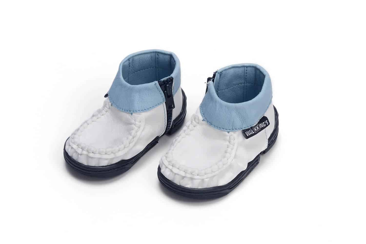 walkkings w kolorze light up blue frosting