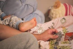 kiedy pierwsze buty dla dziecka?