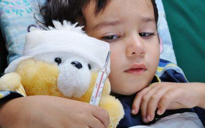 Przeziębienie u dziecka – jak sobie radzić z chorobą maluszka?